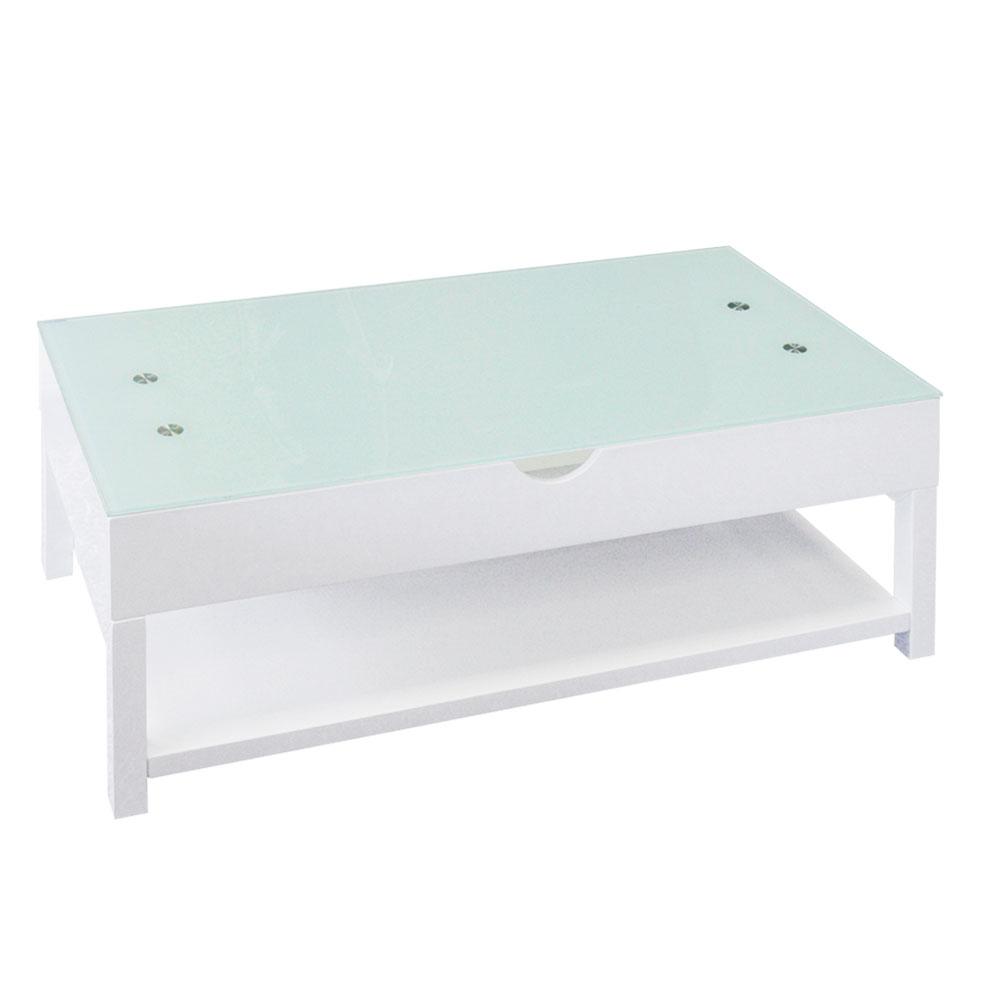 Wundersch nen table basse ronde avec rangement id es de conception de table basse - Table basse ronde rangement ...