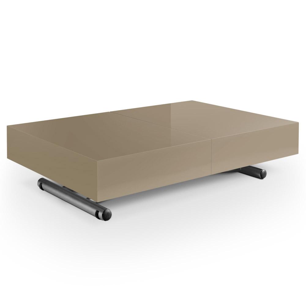 Table basse relevable et extensible pas cher excellent - Table basse relevable extensible pas cher ...