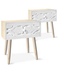 Table De Chevet Et Table De Nuit Design Et Pas Cher Menzzo