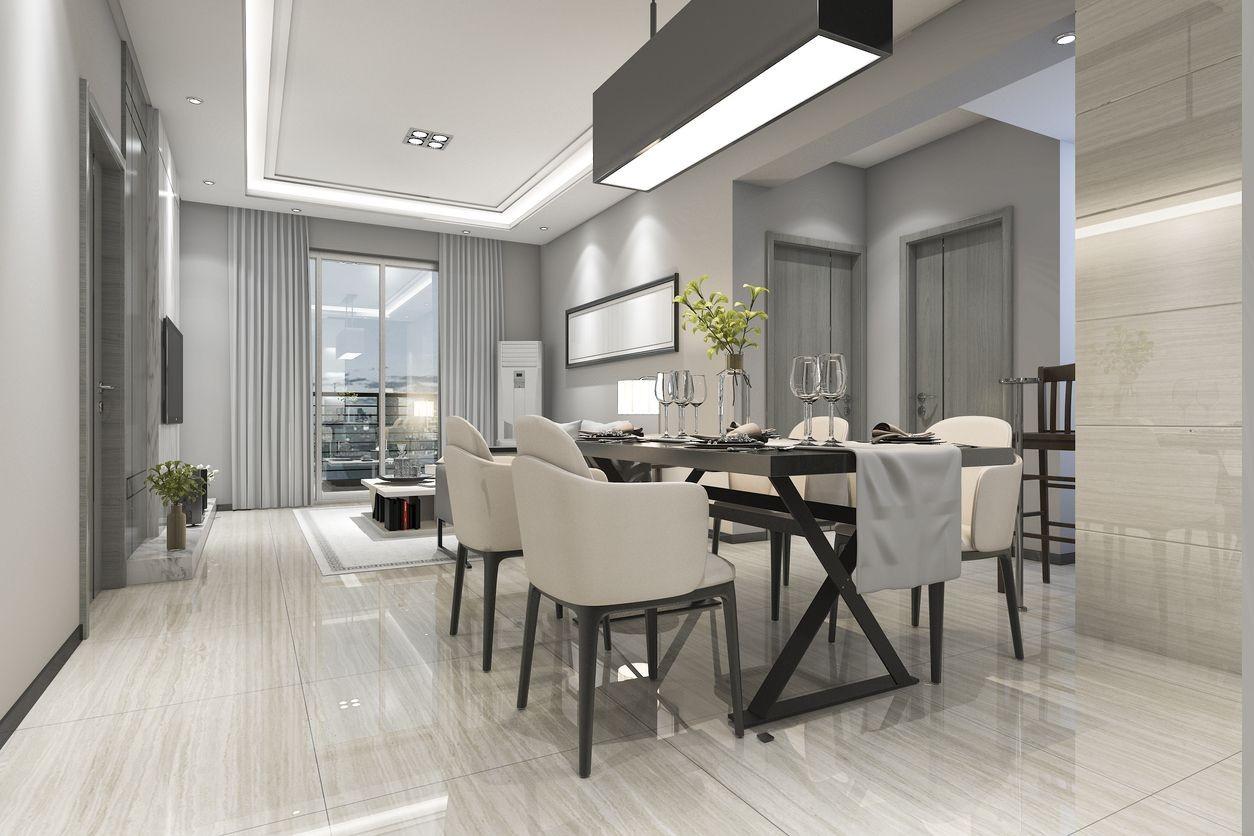 Comment harmoniser son salon et sa salle à manger dans la même pièce ?